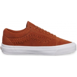 Vans UA OLD SKOOL WEAVE D SUEDE Glazed Ginger