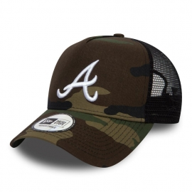 New Era TRUCKER LEAGUE ATLANTA BRAVES
