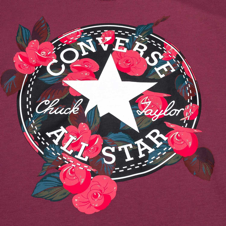 962989d05e2 Converse FLORAL CP FEMME TEE. Dámské tričko. Dámské tričko. Dámské tričko. Dámské  tričko