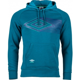 Umbro FLEECE GRAPHIC HOODIE
