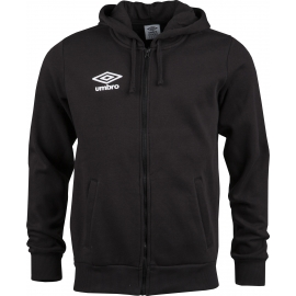 Umbro FLEECE LOGO ZIP HOODY