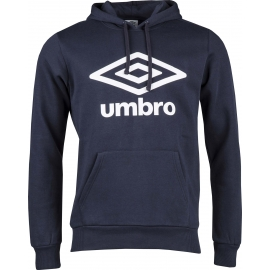Umbro FLEECE LARGE LOGO OH HOODY