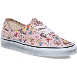 Vans UA AUTHENTIC PEANUTS Dance Party/Pink