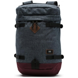 Vans CLAMBER BACKPACK Heather Black-Port Royale
