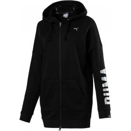 Puma FUSION ELONGATED FZ HOODY W