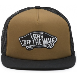 Vans CLASSIC PATCH TRUCKER TAPENADE