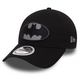 New Era 9FORTY JR REFLEX BATMAN