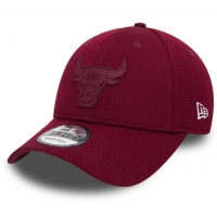 New Era 9FORTY RUBBER CHICAGO BULLS