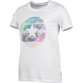 Converse PHOTO FILL CHUCK PATCH CREW TEE
