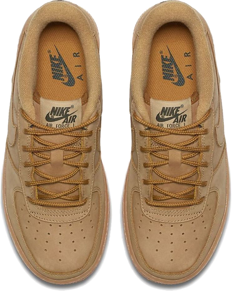 low priced 3521c 5f390 Nike AIR FORCE 1 WINTER PREMIUM (GS) Shoe