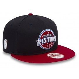 New Era 9FIFTY NBA TEAM DETROIT PISTONS
