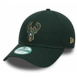 New Era 9FORTY NBA TEAM MILWAUKEE BUCKS