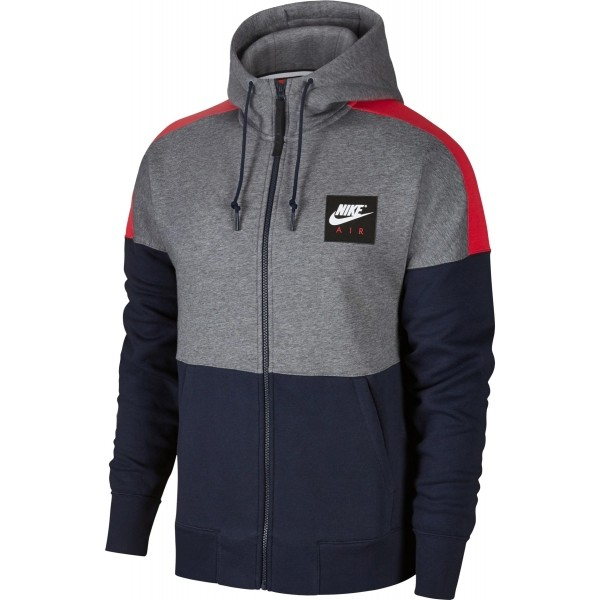4ee74ad9e0c3 Nike M NSW HOODIE AIR FZ FLC