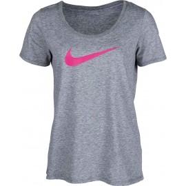 Nike DRY TEE DF SS SCOOP 2 W