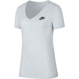 Nike TEE VNECK LBR W
