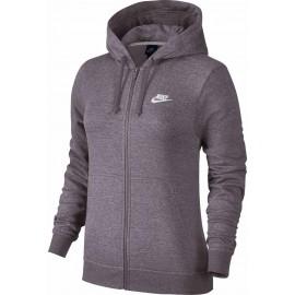 Nike HOODIE FZ FLC W