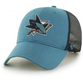 47 NHL SAN JOSE SHARKS BRANSON MVP