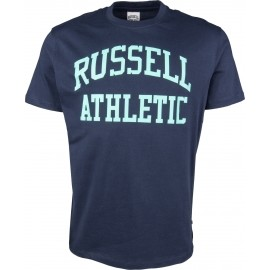 Russell Athletic S/S CREW TEE WITH CLASSIC ARCH LOGO PRINT