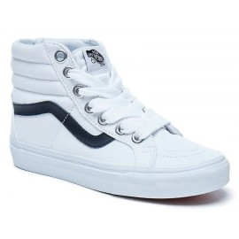 Vans OVERSIZED LACE SK8-HI REISSUE True White