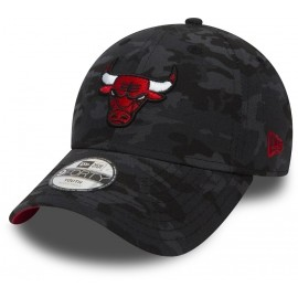 New Era 9FORTY CAMO TEAM CHICAGO BULLS