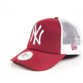 New Era TRUCKER CLEAN NEW YORK YANKEES