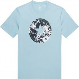 Converse PALM PRINT CHUCK PATCH TEE