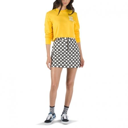 Vans WM EYEBALL CHECK SKIRT