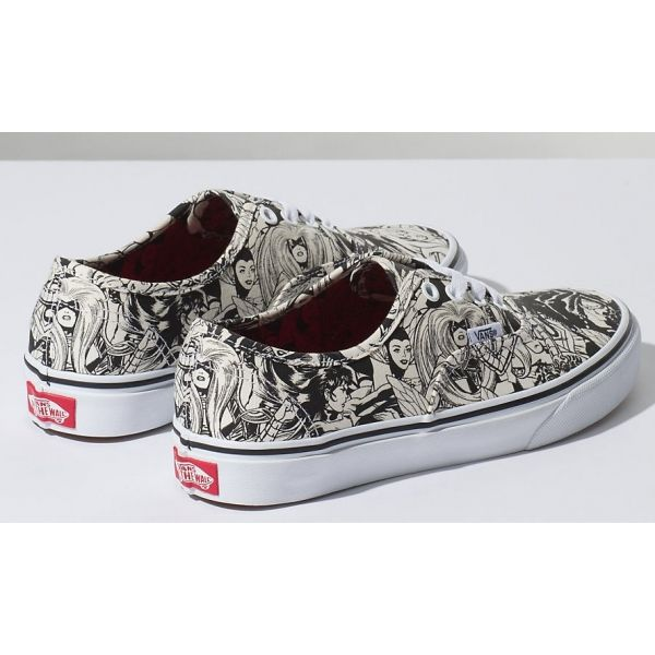 Vans UA AUTHENTIC MARVEL MULTI  780983cbb89