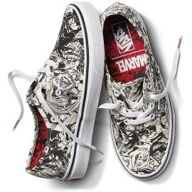 Vans UA AUTHENTIC MARVEL MULTI