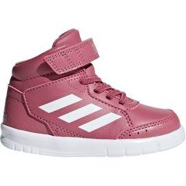 adidas ALTASPORT MID BTW K - Dětská kotníková obuv 0988377a07