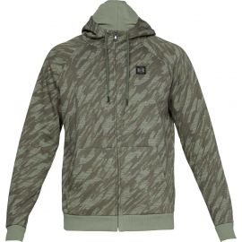 Under Armour RIVAL FLEECE CAMO FZ HOODIE