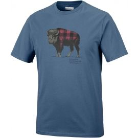 Columbia CSC CHECK THE BUFFALO II SHORT SLEEVE