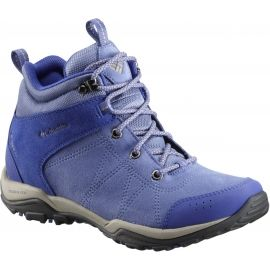 Columbia FIRE VENTURE MID SUEDE WATERPROOF