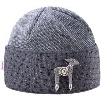 Čepice s broží