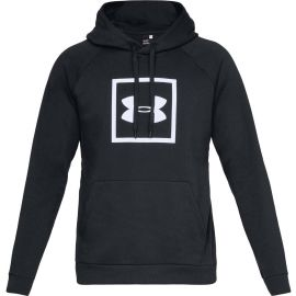 Under Armour RIVAL FLEECE BOX LOGO HOODIE