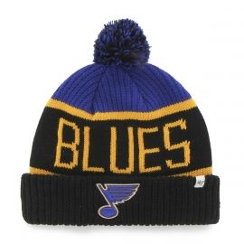 47 NHL ST LOUIS BLUES CALGARY CUFF KNIT