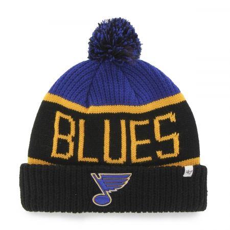 47 NHL ST LOUIS BLUES CALGARY CUFF KNIT