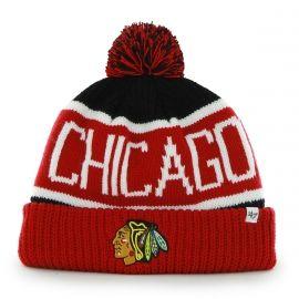 47 BKA NHL CHICAGO BLACKHAWKS CALGARY CUFF KNIT