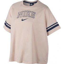 Nike NSW TOP SS VRSTY PLUS SIZE