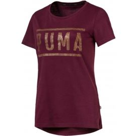 b126eba43118 Dámská trička Puma