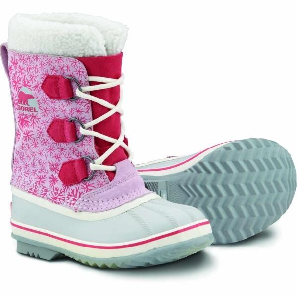 Dětská zimní funkční obuv