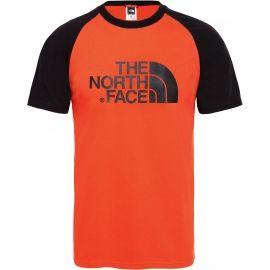 The North Face S/S RAGLAN EASY TEE M