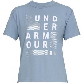 Under Armour GRAPHIC SQUARE LOGO GIRLFRIEND CREW