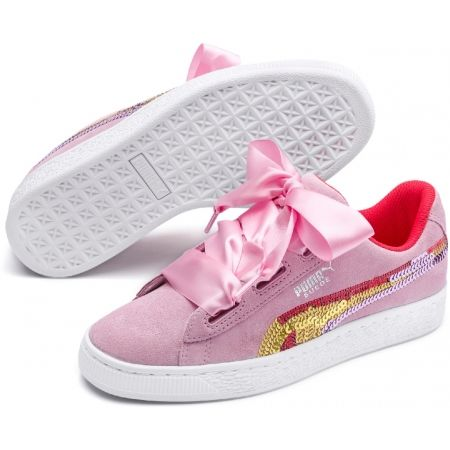 Puma SUEDE HEART TRAILBLAZER SQ