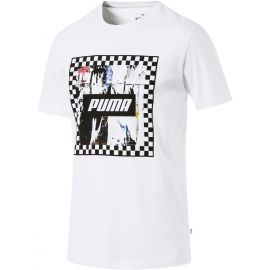 Puma CHECK GRAPHIC TEE