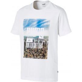 Pánská trička Puma  9b7d9c0d02