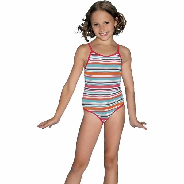 68f075f8cda PLAVKY DÍVČÍ VCELKU - Dívčí jednodílné plavky