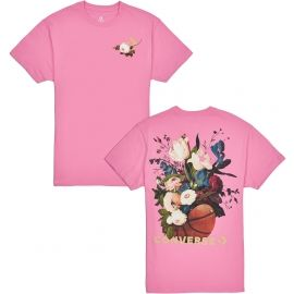 Converse FLORAL BASKETBALL RELAXED TEE