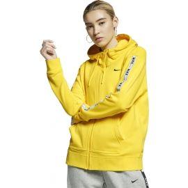 Nike NSW HOODIE FZ LOGO TAPE