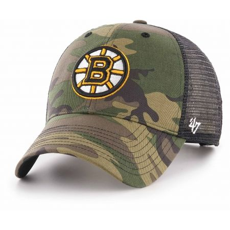 47 NHL BOSTON BRUINS CAMO BRANSON 47 MVP